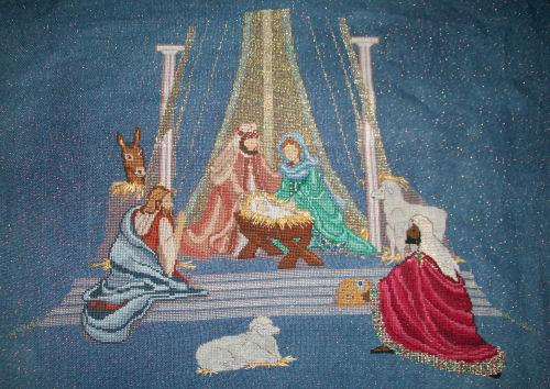 Marbek Nativity at 147 hours