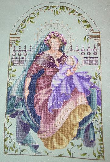 Madonna of the Garden