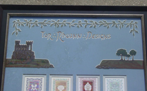 Tor Rhuann logo detail
