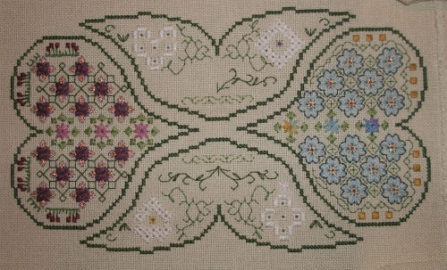 Around the World in 80 Stitches - Papillon Creations