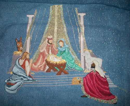 Marbek Nativity at 134 hours