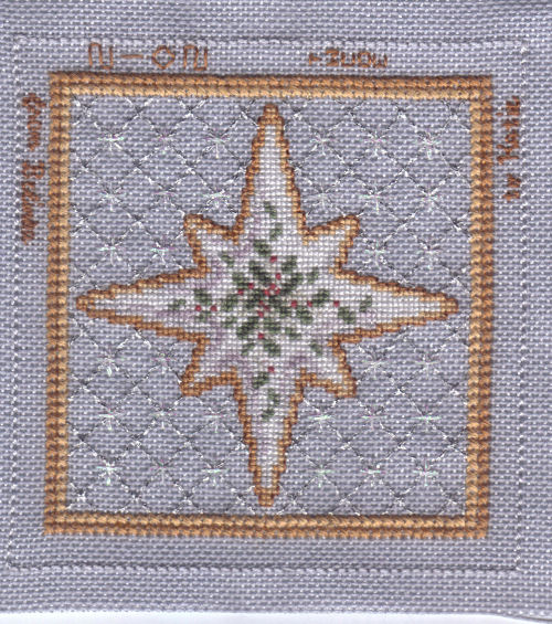 TW Touch of Holly - star