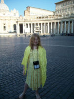 DD in St. Peter's Square