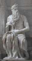 Michelangelo's 'Moses' in San Pietro in Vincoli