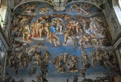 Sistine Chapel - Last Judgment