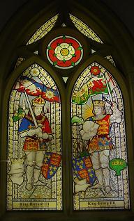 Window at Bosworth