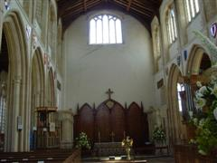 St. Mary and All Saints, Fotheringhay
