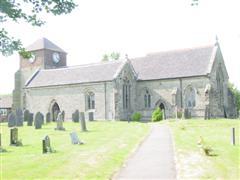 St. James, Sutton Cheney
