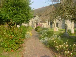 St. Mary's, Pevensey